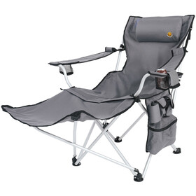Grand Canyon Giga Chaise pliante, grey
